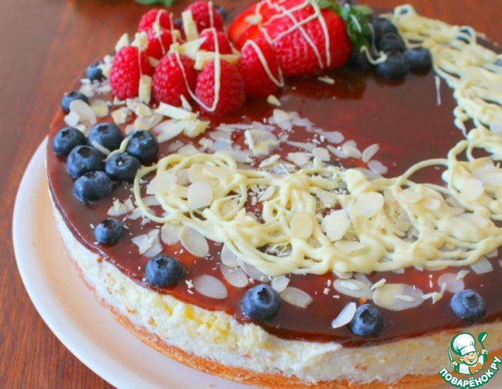 Рецепт: Торт Милана