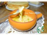 Горячий сырный соус ингредиенты