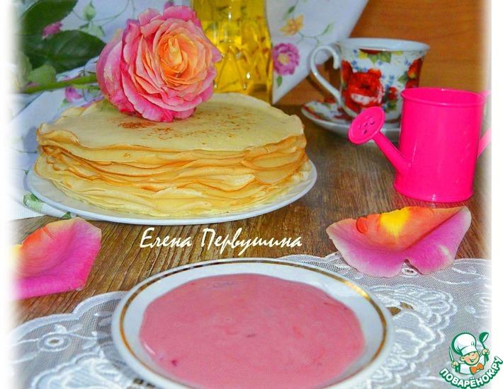 Рецепт: Соус Розовый