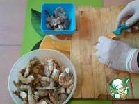 Креветки в сливочном соусе ингредиенты