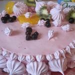 Торт Постный