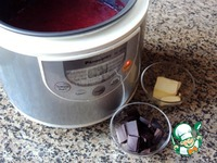 Блинные роллы Чернослив в шоколаде ингредиенты