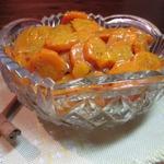 Апельсиновая морковь