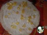 Блинный торт Тропики ингредиенты