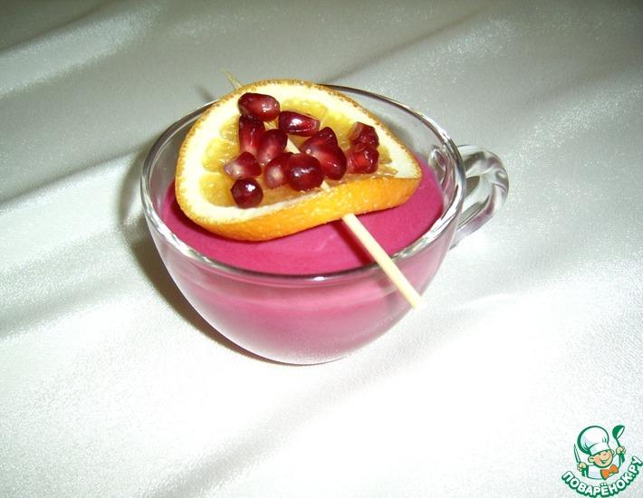 Рецепт: Свекольный коктейль