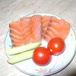 Солено-маринованная рыба От шефа
