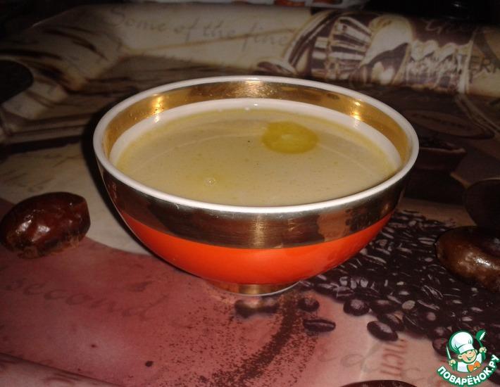 Рецепт: Бурятский чай