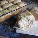 Булочки постные соево-арахисовые – кулинарный рецепт