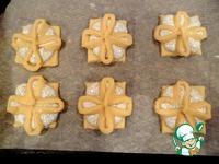 Печенье Маково-кунжутный цветок ингредиенты