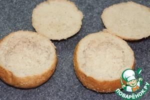 Фаршированные булочки к завтраку ингредиенты