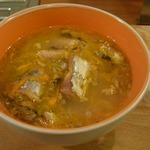 Рыбный суп Холостяцкий