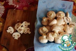 Как приготовить суп пюре с грибами
