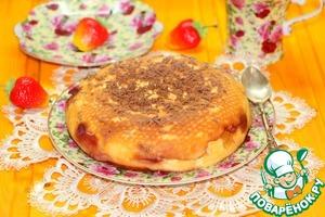 Cheesecake-dessert