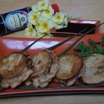 Кабачки с мясом по-китайски