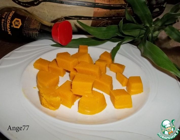 Рецепт: Закуска Солнечные коки