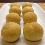 Творожно-рисовое печенье