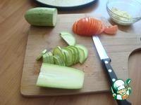 Лепёшка овощная ингредиенты