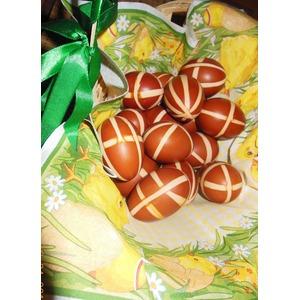 Пасхальные яйца Узорчатые