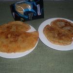 Пирожки-чебуреки с булгуром
