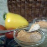 Горячая закуска из семги – кулинарный рецепт