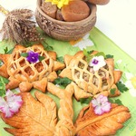 Пирог Дуэт-подсолнухи