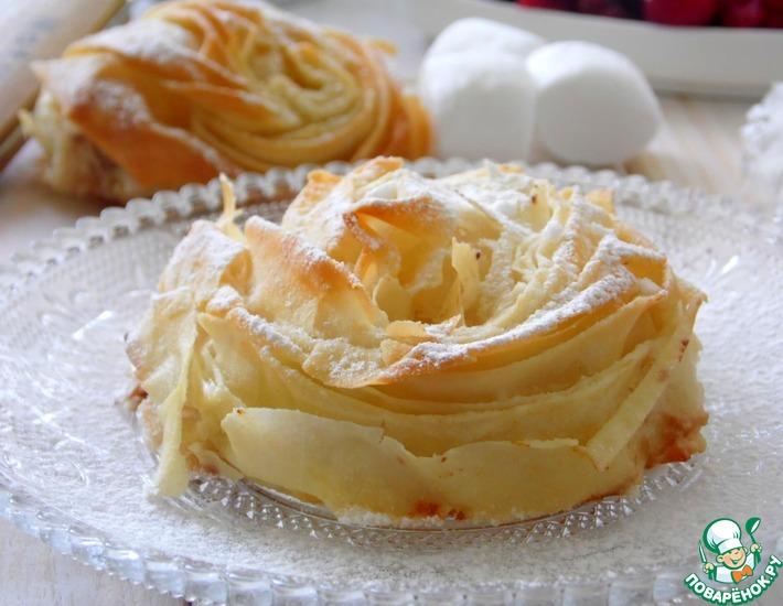 Рецепт: Пирожки Лабиринт