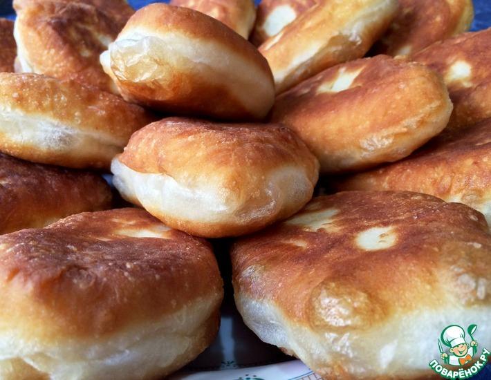 Рецепт: Пирожки Объедение