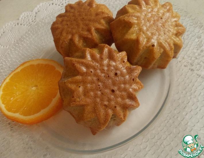 Рецепт: Кексы по мотивам Равани