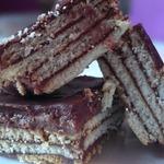 Торт Невидимка без выпечки