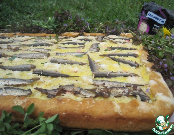 Рецепт: Пирог Для пикника
