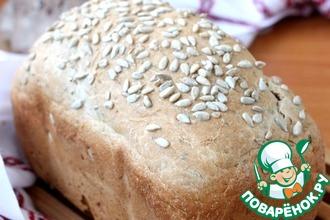 Рецепт: Хлеб на квасе