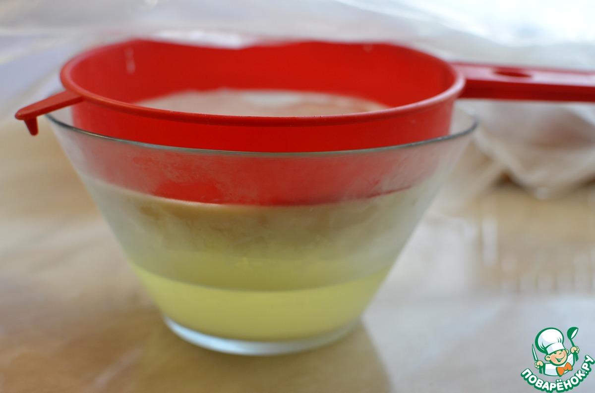 Конфеты с йогуртовой начинкой