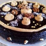 Торт Мулатка-шоколадка