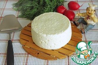 Рецепт: Сыр а-ля Крешенца