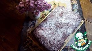 Лимонный кекс с черносливом — рецепт с фото пошагово