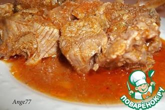 Рецепт: Маринад для мяса