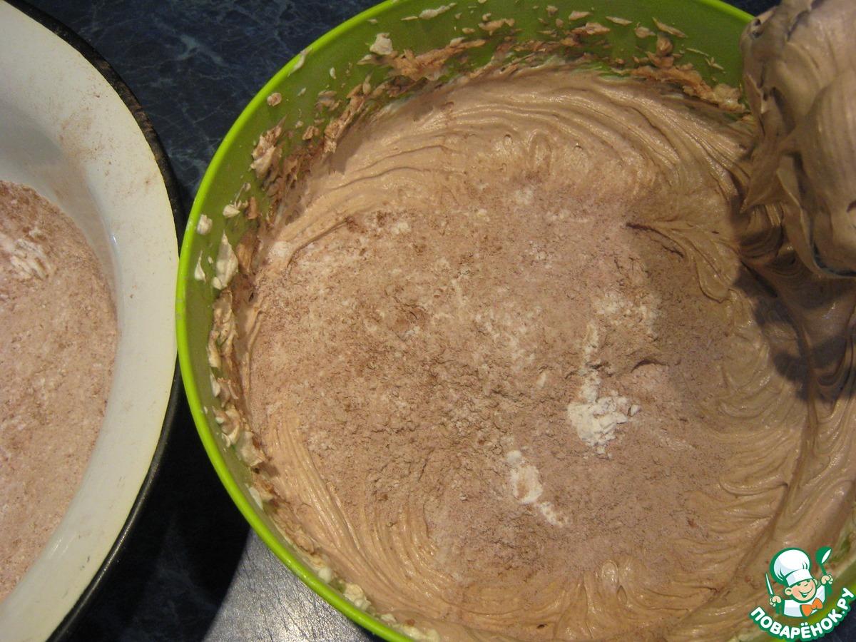 """Песочное печенье с какао """"Восторг"""""""