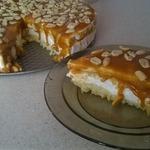 Десерт Карамельная нежность