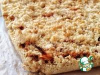 Овсяный пирог с яблоками ингредиенты