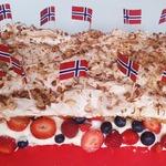 Лучший торт в мире с ягодами