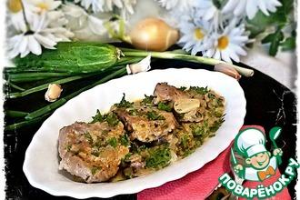 Рецепт: Мясо по-тирольски