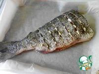 Хвост лосося по-азиатски ингредиенты