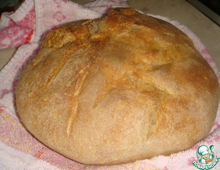 Рецепт пшенично ржаного хлеба для хлебопечки сырые дрожжи — photo 6