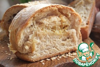 Рецепт: Хлеб Итальянец