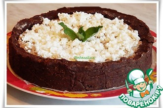 Рецепт: Торт Полезный