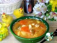 Рисовый суп с индейкой ингредиенты