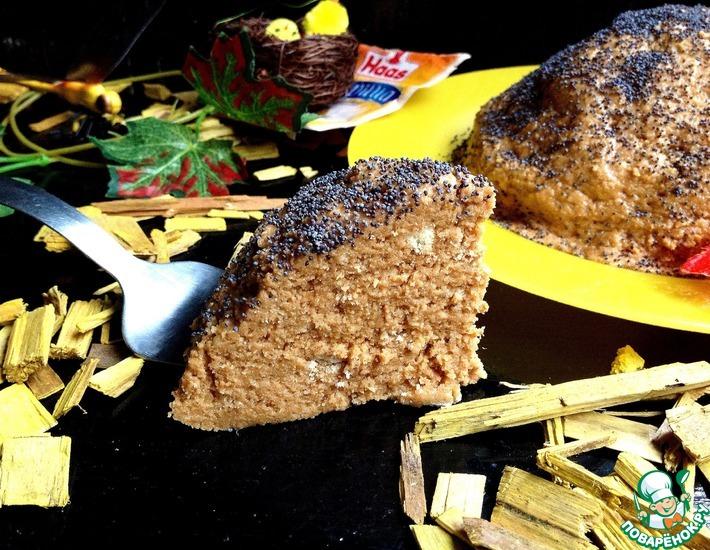Рецепт: Торт без выпечки Мой Муравейник