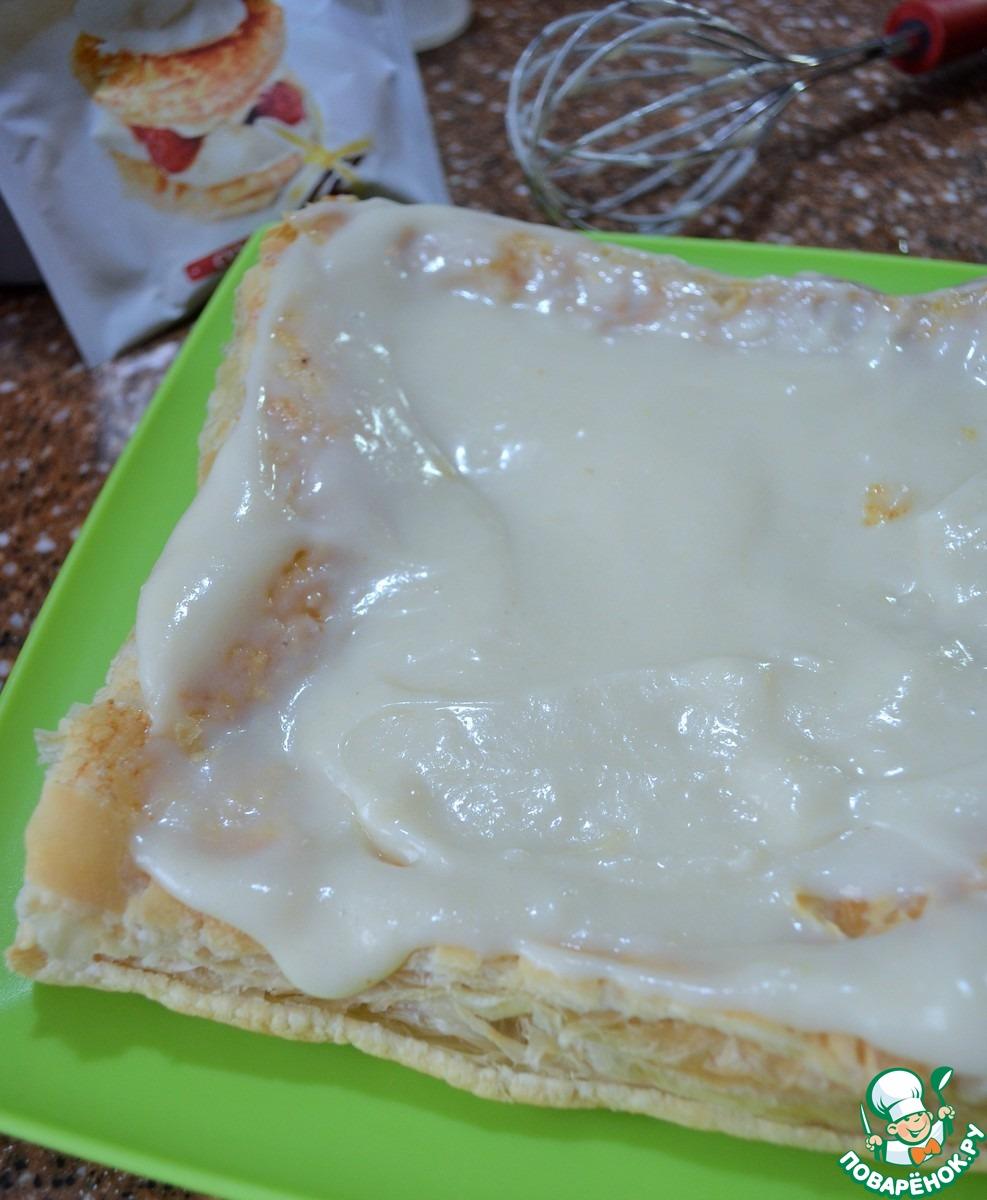 """Торт """"Кремеш"""""""