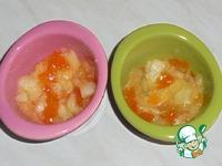 Яблочно-заварной пудинг ингредиенты