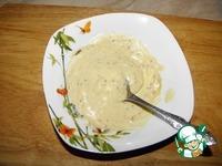 Яичный салат-закуска ингредиенты